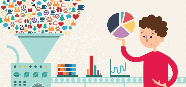 CRM data can be managed to be accurate and spontaneous